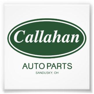 Callahan Auto-Teile Fotos