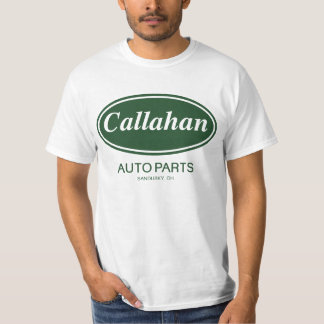 Callahan Auto-Teile T-Shirt