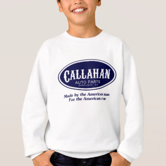 Callahan Auto zerteilt Logo Sweatshirt