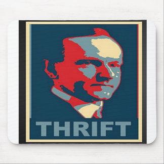 "Calvin Coolidge""Sparsamkeits-"" Mausunterlage Mauspads"