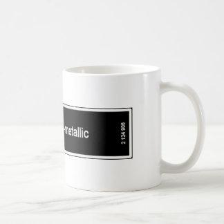 Calypsorot Kaffeetasse