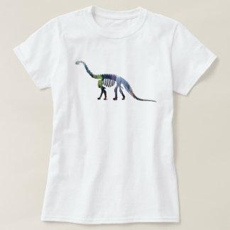 Camarasaurusskelett T-Shirt