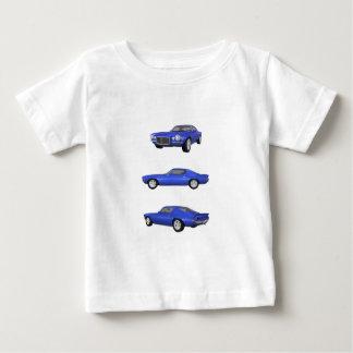 Camaro 1972: baby t-shirt