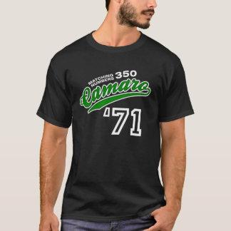 Camaro 350 Skript 1971 T-Shirt