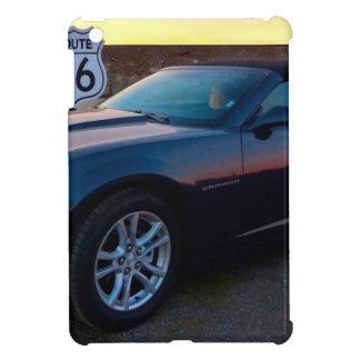 Camaro auf Weg 66 iPad Mini Hülle