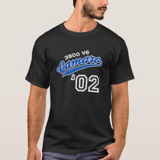Camaro Skript 2002 T-Shirt