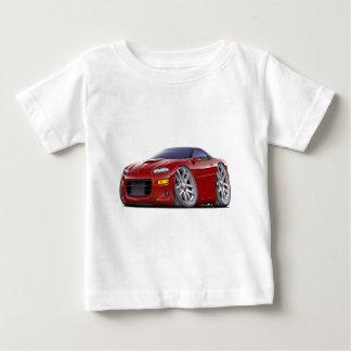 Camaro SS kastanienbraunes Auto 1998-03 Baby T-shirt