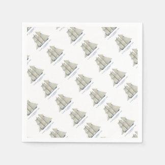 Cambria 1870 papierserviette