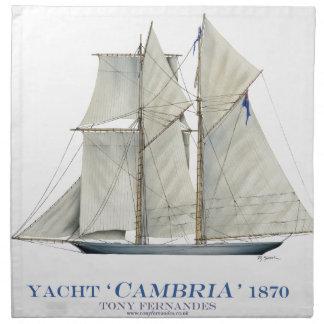 Cambria 1870 serviette