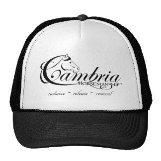 Cambria Horsemanship-Logo Retrokult Cap