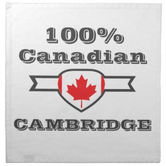 Cambridge 100% stoffserviette
