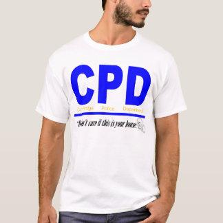 Cambridge-Polizeidienststelle T-Shirt