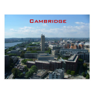 Cambridge Postkarte