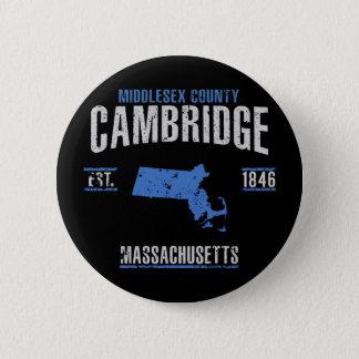 Cambridge Runder Button 5,1 Cm