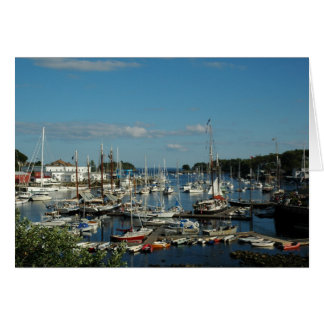Camden, Maine Karte