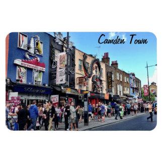 """Camden-Stadt 4"""""""" Magnet des Foto-x6"""