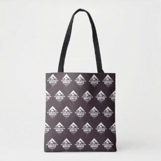 Camelback-Berg (dunkles Muster) - Taschen-Tasche Tasche