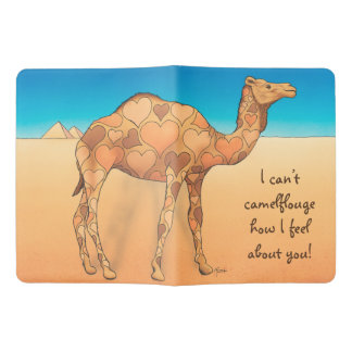 Camelflouge Extra Großes Moleskine Notizbuch