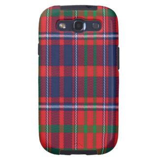 Cameron schottischer Tartan Samsung rufen Fall an