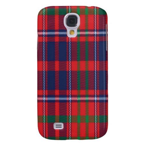 Cameron schottischer Tartan Samsung rufen Fall an Galaxy S4 Hülle