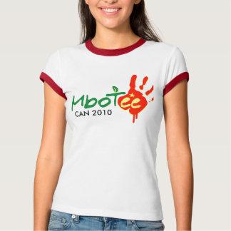 Cameroon-Frau, DOSE 2010 T-Shirt