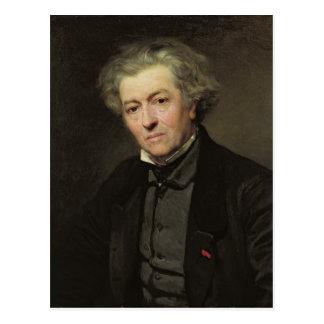 Camille Corot 1858 Postkarte