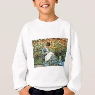 Camille Monet u. der Tag der Kindermutter Sweatshirt