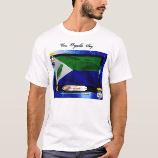 Camisa Bandera Rio Grande T-Shirt
