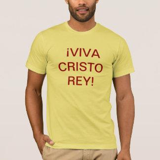 Camisa Del Cristero T-Shirt