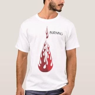 CAMISA FOGO T-Shirt