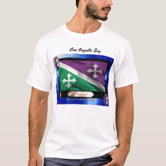 Camisas Banderas Adjuntas T-Shirt