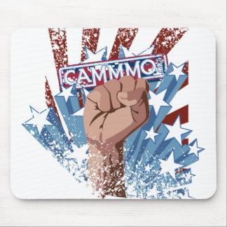CAMMMO Faust mousepad