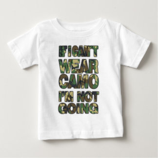 Camouflage Baby T-shirt