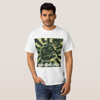 Camouflage-Crew-T - Shirt