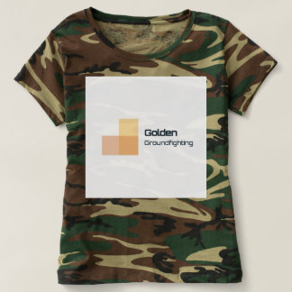 Camouflage Deluxe T-shirt