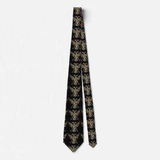 Camouflage-Enten-Muster Bedruckte Krawatten