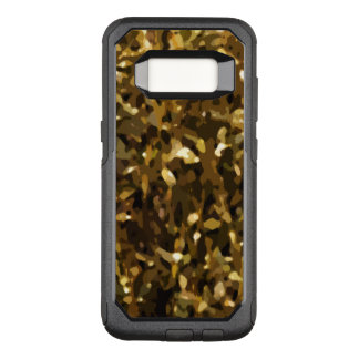 Camouflage-Farbabstraktes Muster OtterBox Commuter Samsung Galaxy S8 Hülle