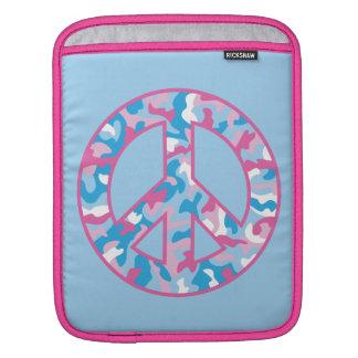 Camouflage-Frieden Sleeve Für iPads