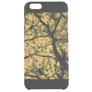 Camouflage Iphone heiratet ,(yellow version) Durchsichtige iPhone 6 Plus Hülle