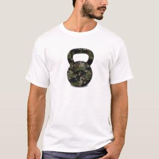 Camouflage Kettlebell T-Shirt