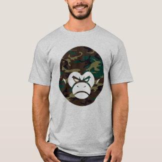 Camouflage-Logo T-Shirt