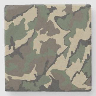 Camouflage, MarmorsteinUntersetzer Steinuntersetzer