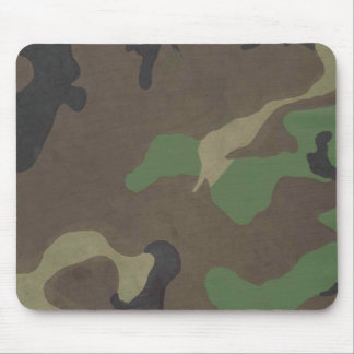 Camouflage Mousepad