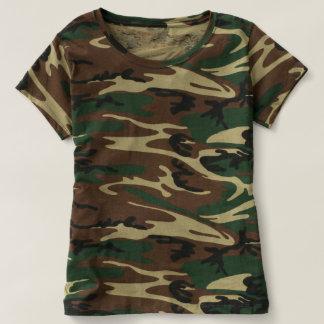 Camouflage-Shirt T-shirt