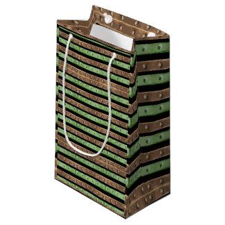 Camouflage-Streifen-Druck Kleine Geschenktüte