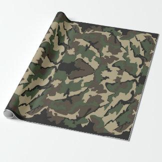 "Camouflage-Verpackungs-Papier 30"" x6 Geschenkpapier"