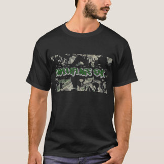 CAMOUFLAGEENT - Besonders angefertigt T-Shirt
