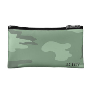 Camouflagekosmetiktasche Makeup-Tasche
