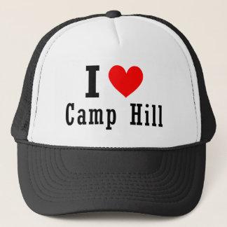 Camp Hill, Alabama Stadt-Entwurf Truckerkappe