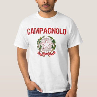 Campagnolo Italiener-Familienname T-Shirt